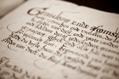 Notariële akten (1700-1800)